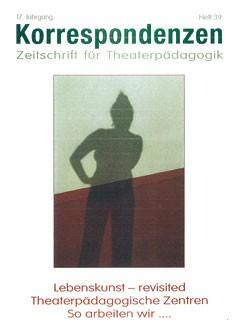 Zeitschrift für Theaterpädagogik - Ausgabe 39