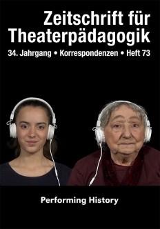 Zeitschrift für Theaterpädagogik - Ausgabe 73