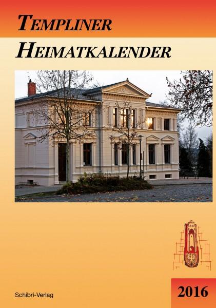 Templiner Heimatkalender 2016