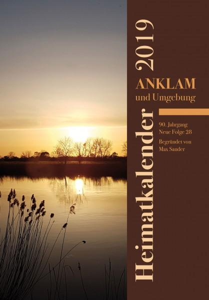 Heimatkalender Anklam 2019