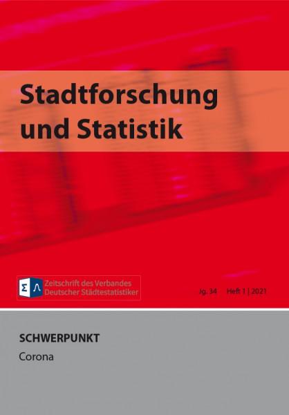 Stadtforschung + Statistik - Ausgabe 1/2021