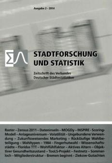 Stadtforschung + Statistik - Ausgabe 2/2014