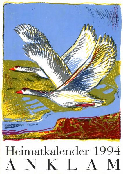 Heimatkalender Anklam 1994