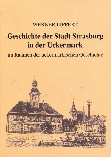 Die Geschichte der Stadt Strasburg