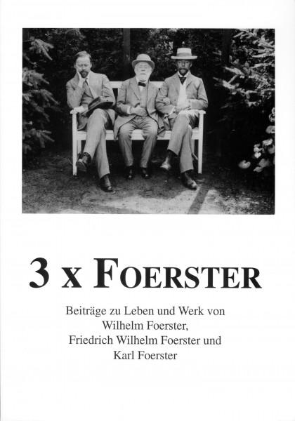 3 x Foerster