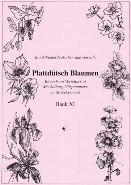 Plattdütsch Blaumen XI