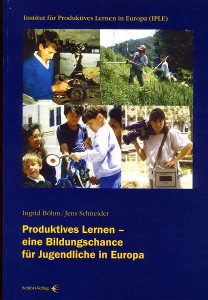 Produktives Lernen in Europa (französisch)