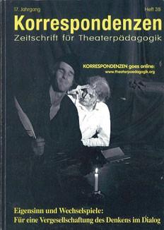 Zeitschrift für Theaterpädagogik - Ausgabe 38