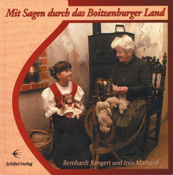 Mit Sagen durch das Boitzenburger Land