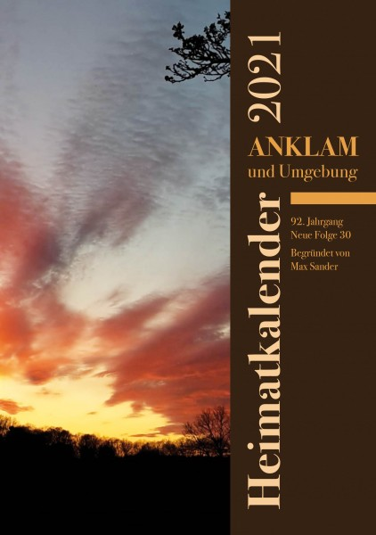 Heimatkalender Anklam 2021