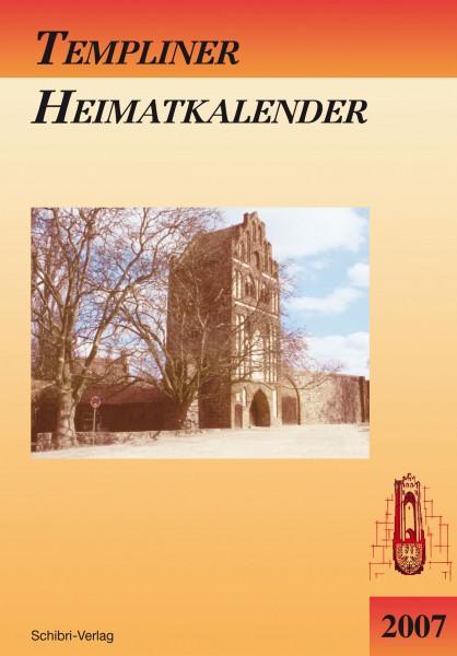 Templiner Heimatkalender 2007
