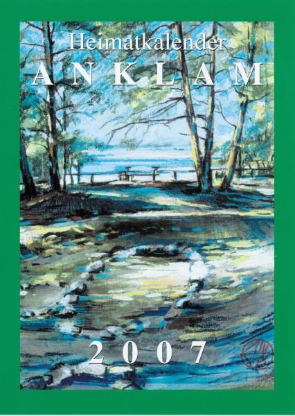 Heimatkalender Anklam 2007