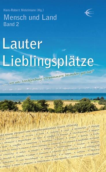 Lauter Lieblingsplätze Mecklenburg-Vorpommern