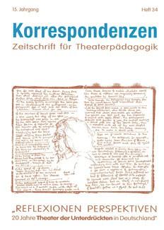 Zeitschrift für Theaterpädagogik - Ausgabe 34