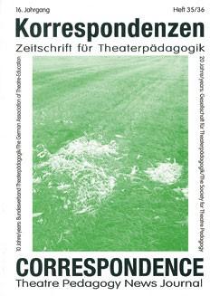 Zeitschrift für Theaterpädagogik - Ausgabe 35/36