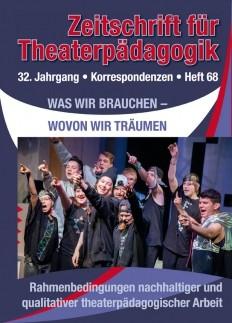 Zeitschrift für Theaterpädagogik - Ausgabe 68