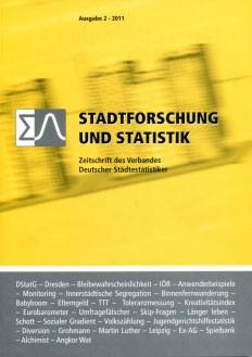 Stadtforschung + Statistik – Ausgabe 2/2011