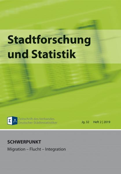 Stadtforschung + Statistik - Ausgabe 2/2019