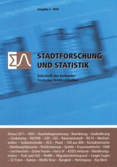 Stadtforschung + Statistik – Ausgabe 2/2010