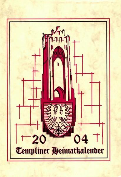 Templiner Heimatkalender 2004