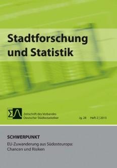 Stadtforschung + Statistik - Ausgabe 2/2015