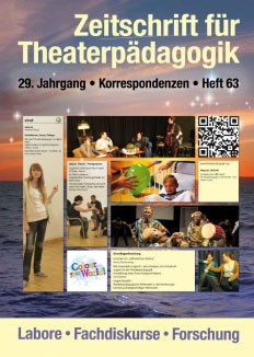 Zeitschrift für Theaterpädagogik - Ausgabe 63