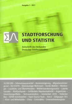 Stadtforschung + Statistik – Ausgabe 1/2011