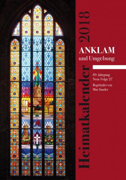 Heimatkalender Anklam 2018