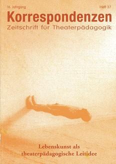 Zeitschrift für Theaterpädagogik - Ausgabe 37